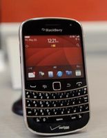 Har BlackBerry Dristig Push snakke?