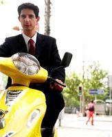 California lov om gass drevet scootere