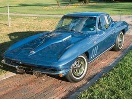 Spesifikasjonene for L-79 350 H Corvette motorer