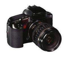 Hvordan å gjøre en ISO Test på digitale kameraer