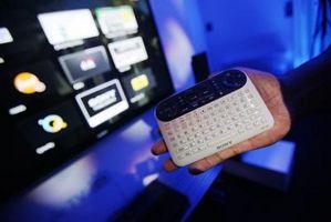 Hvordan få Google-TV
