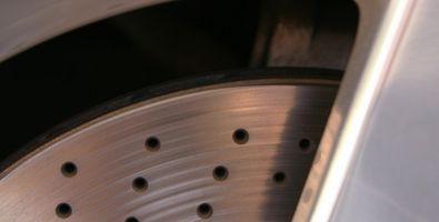 2000 Nissan Xterra brems arbeidsinstruks