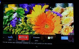 Hvordan lage en skarp LCD TV fungerer med en kabelboks