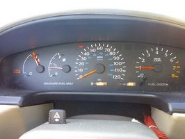 Throttle posisjon Sensor problemer