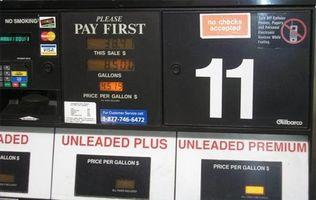 Hvordan gass kjørelengde få beregnes?