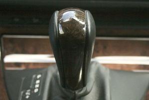 Chrysler 300C overføring problemer