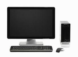 Hvordan koble en PC til en hjem Stereo-mottaker