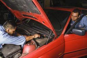 Hvor å restarte det tjenesten lyset på en 2000 Pontiac Grand Prix