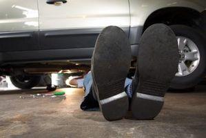 Hvordan endre en oksygen Sensor i en 1996 Jeep Cherokee