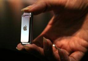 Forskjeller mellom et andre & tredje generasjon iPod Shuffle
