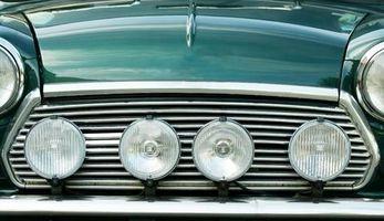 Hvordan du riktig Wire kjøring lys