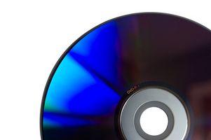Kopiere fra VHS-kassetter til en DVD med SCART