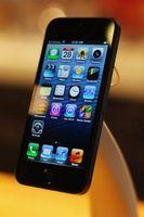 Slik aktiverer diskbruk på en iPhone