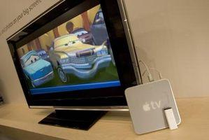 Hvordan installere sofaen surferen på en Apple TV