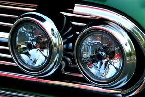 1971 Chevy Impala spesifikasjoner
