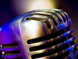 Hvordan spille klar vokal