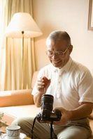 Kameraet rengjøring Tips