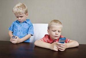 God telefoner for barn
