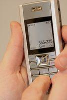 Hvordan sende & få ledig tekst beskjeder fra datamaskinen til en telefon