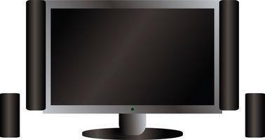 Sammenligning av en LED-TV til en LCD-TV