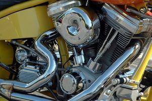 Hvordan bygge en motorsykkel Motor