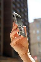 Bruke høyttaleren på Blackberry Curve 8330