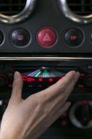Hvordan du Wire en Sony CDX-MP40