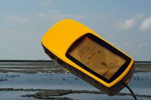 Typer GPS tilnærminger