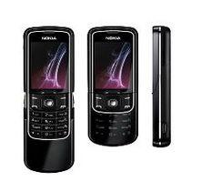 Hvordan endre SIM-kortet på Nokia 8600