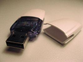 Hvordan å bruke en Zune som en USB-stasjon