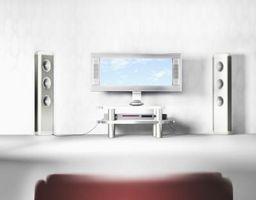 Hvordan kroken opp en ekstern Subwoofer med iLive IT209B Sound Bar