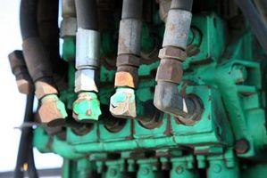 Deutz Engine spesifikasjoner 1
