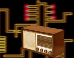 Hvordan bygge en strømsparende en Transistor FM Radio