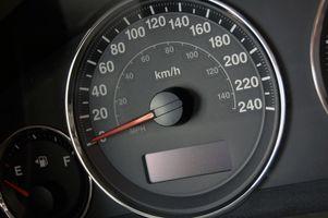 Hvordan endre en utgang hastighetssensoren