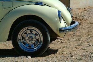 Hjul størrelse påvirker gass kjørelengde?