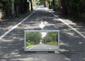 Hvordan å få det beste bildet på en 42-tommers LCD for PARABOLEN nettverk