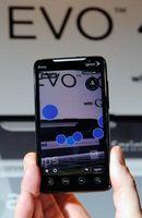 Hva er forskjellen mellom Samsung Epic og EVO?