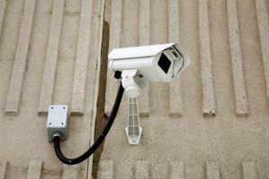 Argumenter for overvåking kameraene i skolen