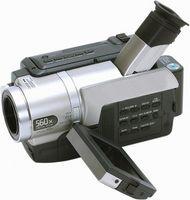 Hvordan butikk For et digitalt videokamera / kamera