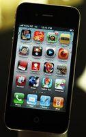 Hvordan organisere iPhone-programmer