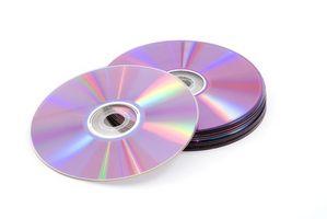 Hvordan brenne en DVD som fungerer på en TV