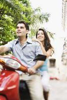 Hvordan ta Moped Test