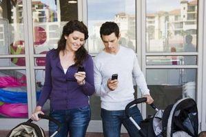 Hvordan legge til en linje for Verizon Wireless