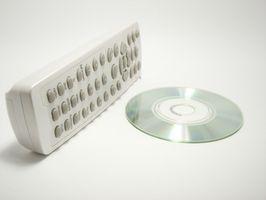 Hvordan programmet en fjernkontroll for en CD-spiller