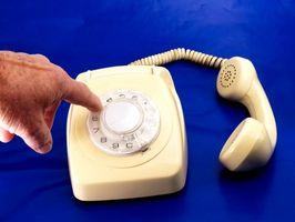 Hvordan overføre hjem samtaler til en mobiltelefon