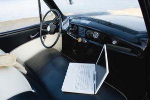 Hvordan å identifisere klassiske bilen emblemer