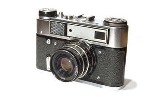 Kameralinser for nybegynnere