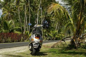 Mini sykler eller scootere