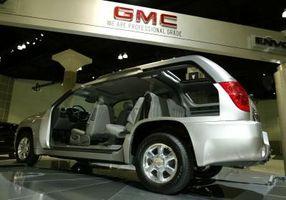 Min 2002 GMC Envoy starter ikke
