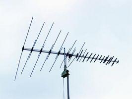 Hvordan å finne det beste stedet for en Digital antenne